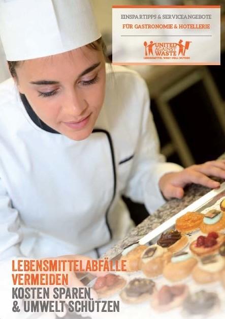 UAW Info Broschüre Gastro Titelbild