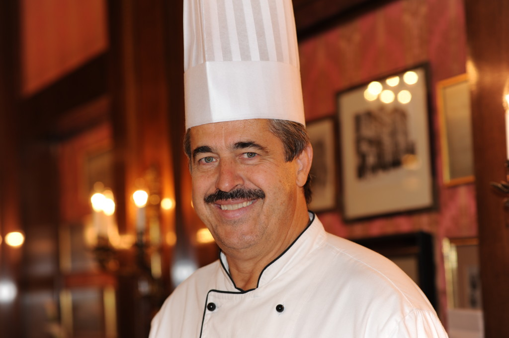 Siegfried Kröpfl_57 Restaurant Wien