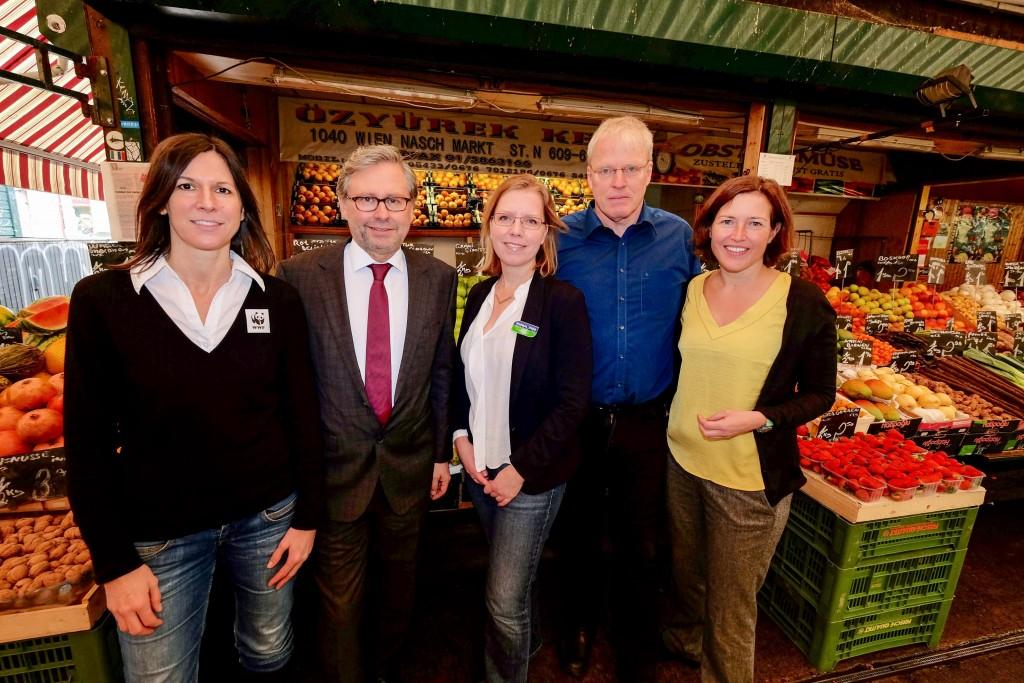 Essen verschwenden ist Mist: ORF MUTTER ERDE startet neuen Schwerpunkt zu Lebensmittelverschwendung,