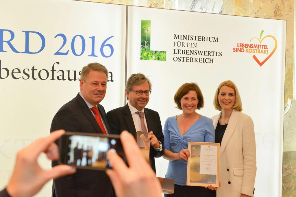 Für Kids Mütter Und Die Großen: VIKTUALIA Award 2016: Die Verleihung