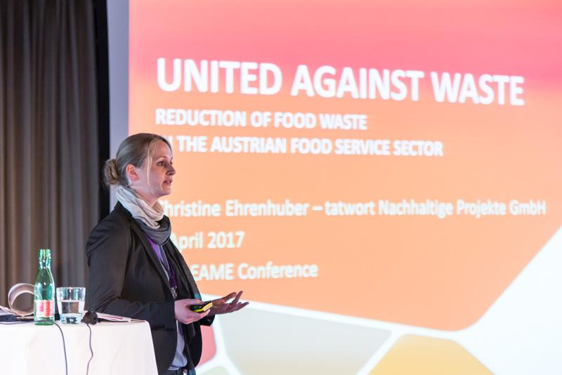 Christine Ehrenhuber für UAW bei FCSI Konferenz - Foto (C) FCSI